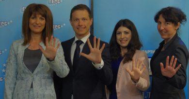 Кандидатите за депутати от ГЕРБ – Казанлък – отговорни и единни за бъдещето на България