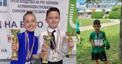 "Спортистите на ОУ ""Георги Кирков"" с нови награди и купа"